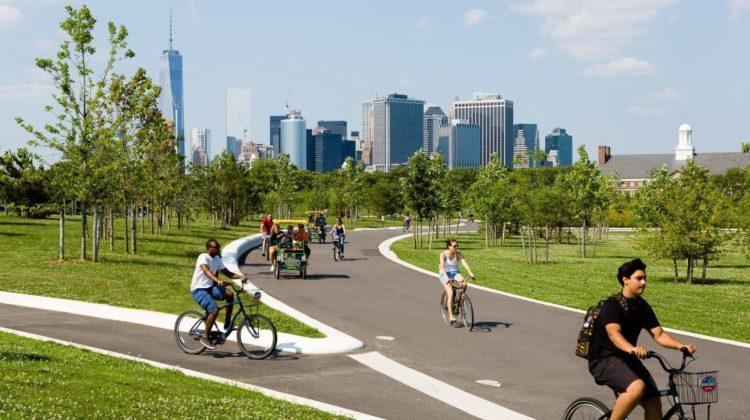 Summer 2019: Best Places To Bike Around NYC