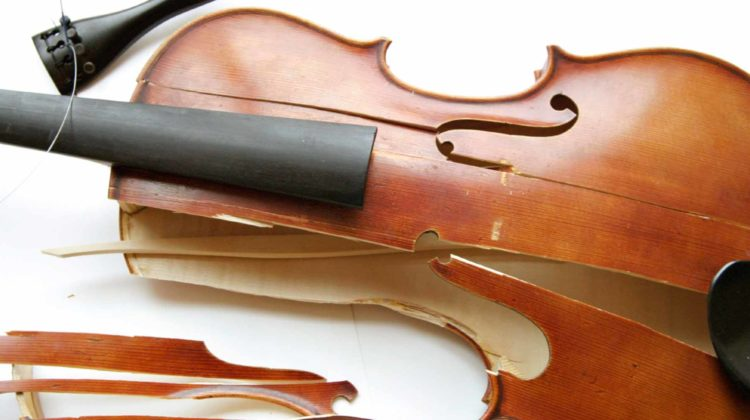 Do's and Don'ts in Safely Storing Your Violin