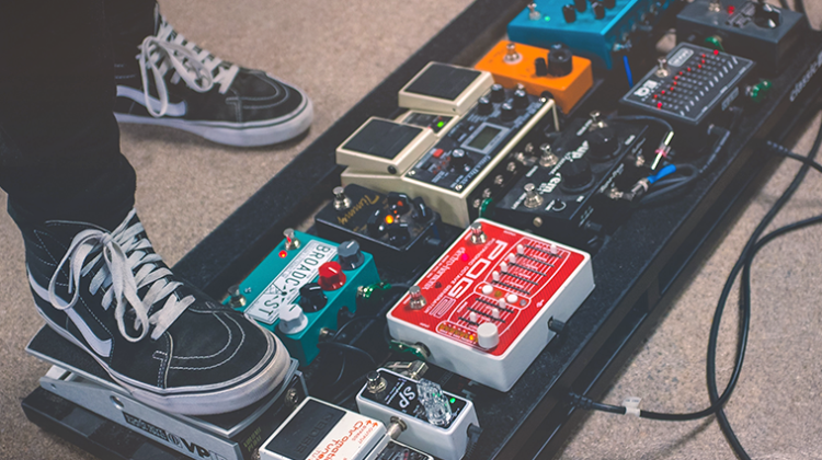 The Only Five Pedals Guitarists Should Own