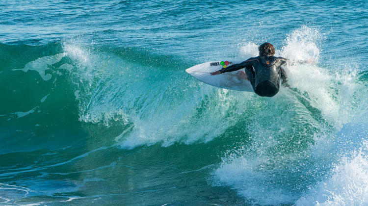 Surf Photography: Catching the Wave