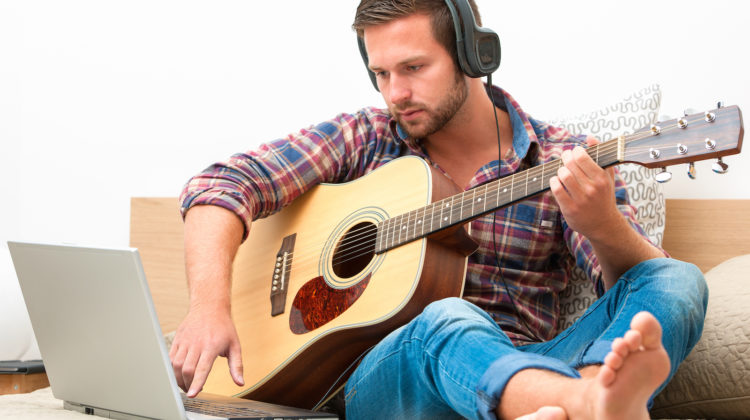 The Online World of Guitar Lessons