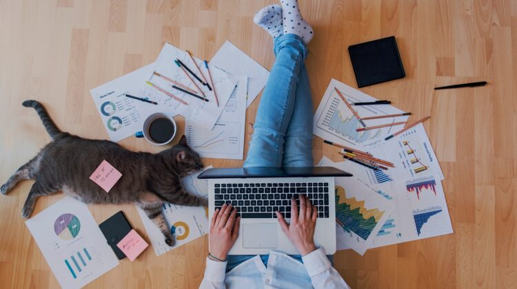 How To Stay Productive Whilst Working From Home?